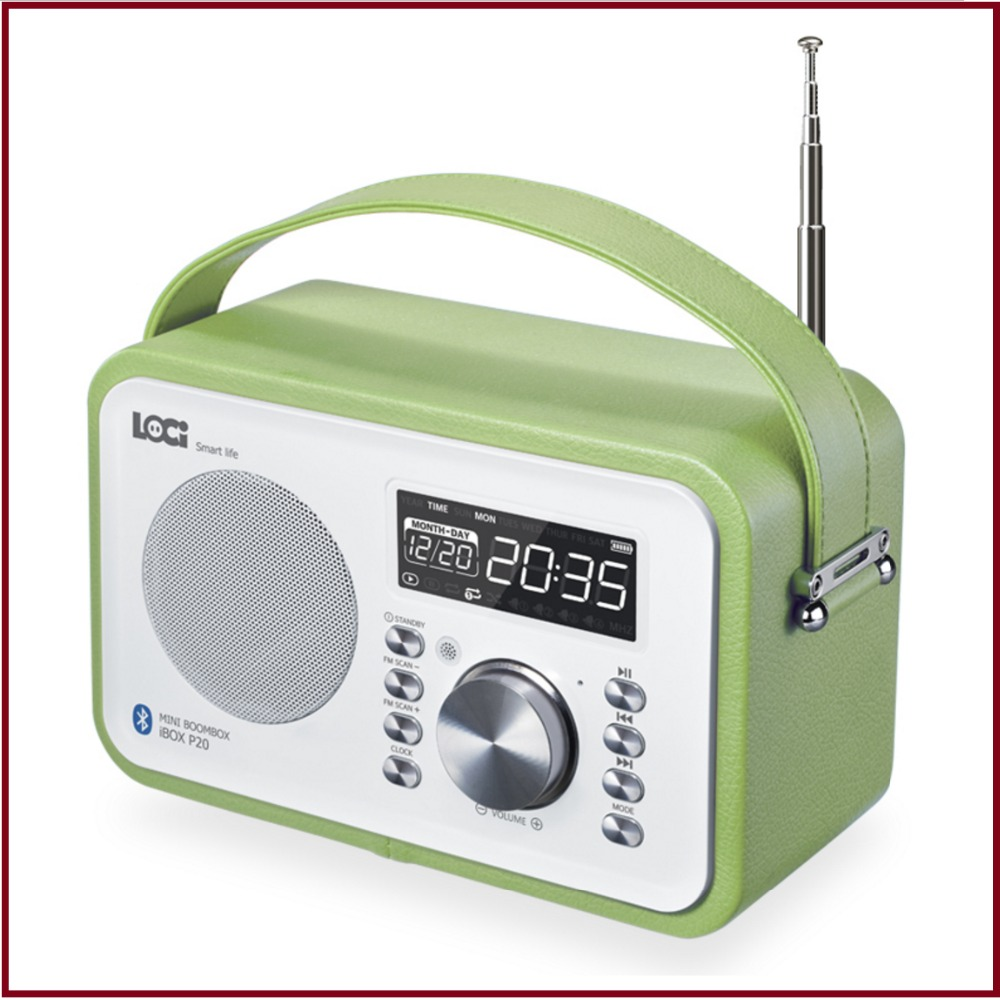 Radio Alarm Clock For Android Ihome Ic50 Fm Stereo Alarm