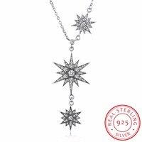 Vintage Magen Stella di Davide Girasole Pendant & Necklace 925 Sterling Silver Donne/Uomini Catena di Gioielli Ebraico di Israele