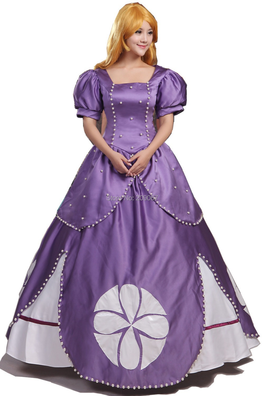 Funky Sofia The First Ball Gown Model - Ball Gown Wedding Dresses ...