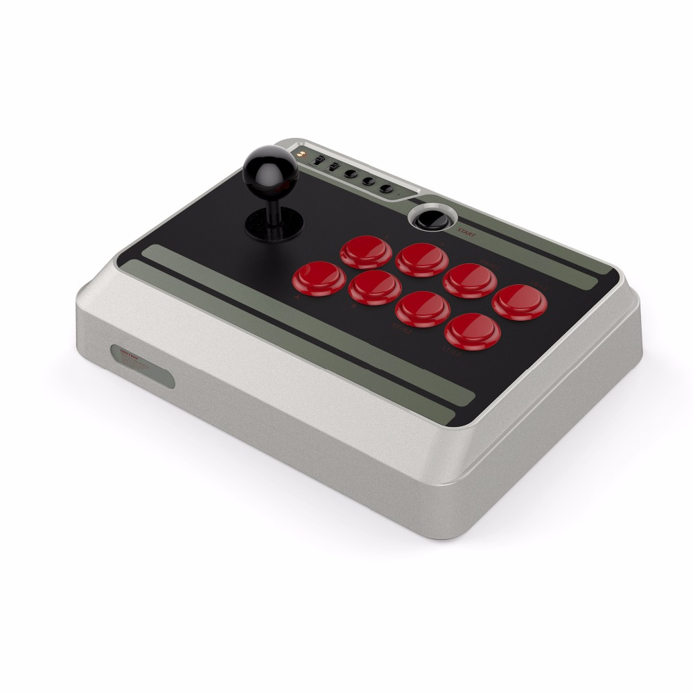 xunbeifang For NES30 Wireless Bluetooth Game Controller font b Gamepad b font Bluetooth Arcade Game Stick