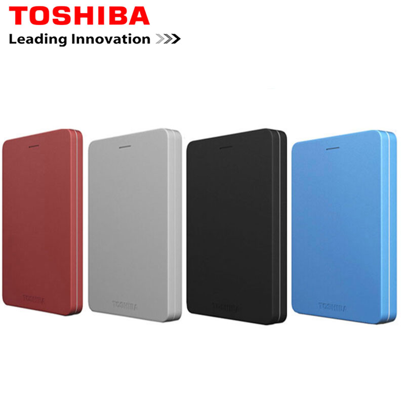Toshiba External 500gb Hard Drive HDD 2.5 Hard Disk for Laptop Disco Duro Externo HD USB 3.0 HDD Storage Portable Disk Stock New new neso 500g portable hard disk 2 5 hdd usb2 0 stainless steel design external hard drive hot selling