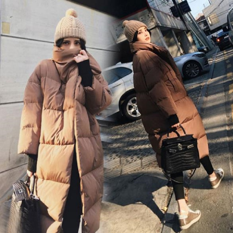 new autumn/winter women's down jacket maternity down jacket outerwear women's coat pregnancy plus size clothing warm parkas 1040 2015 new hot winter thicken warm woman down jacket coat parkas outerwear half open collar luxury mid long plus size l slim
