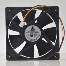 สำหรับDelta AFB1212VH BL3V AFB1212VH F00 AFB1212VH 12025 12V 0.60A 3เส้นเฉพาะพัดลมสำหรับ120*120*25มม.