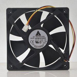 Image 1 - Per delta AFB1212VH BL3V AFB1212VH F00 AFB1212VH 12025 12V 0.60A 3 linee dedicato ventola di raffreddamento per 120*120*25mm