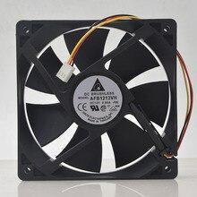 for delta AFB1212VH BL3V AFB1212VH F00 AFB1212VH 12025 12V 0.60A 3lines dedicated fan for 120*120*25mm