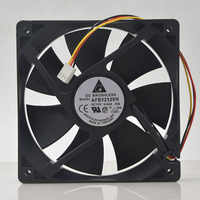 for delta AFB1212VH-BL3V AFB1212VH-F00 AFB1212VH 12025 12V 0.60A 3lines dedicated fan for 120*120*25mm