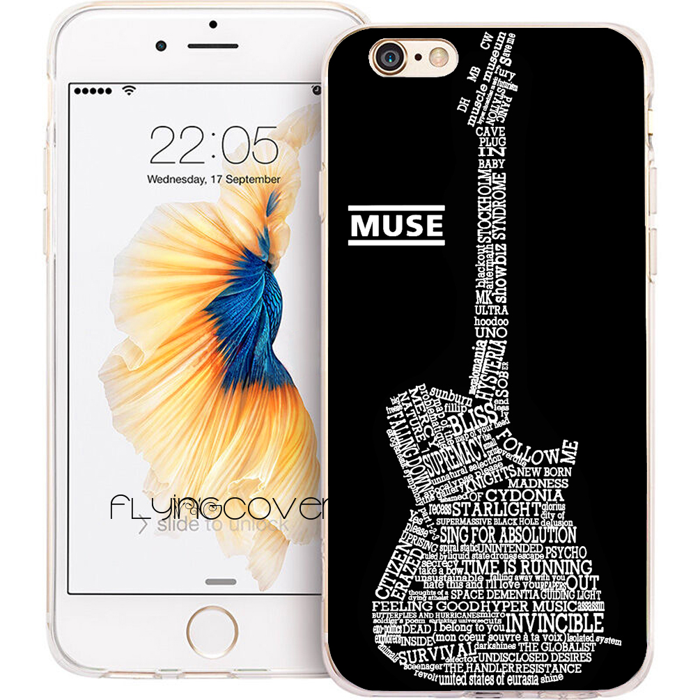 coque iphone x muse