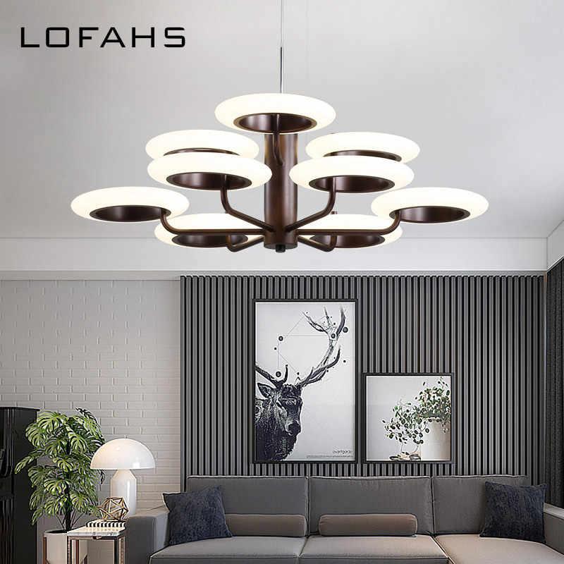 Lofahs Modern Led Chandelier Lighting