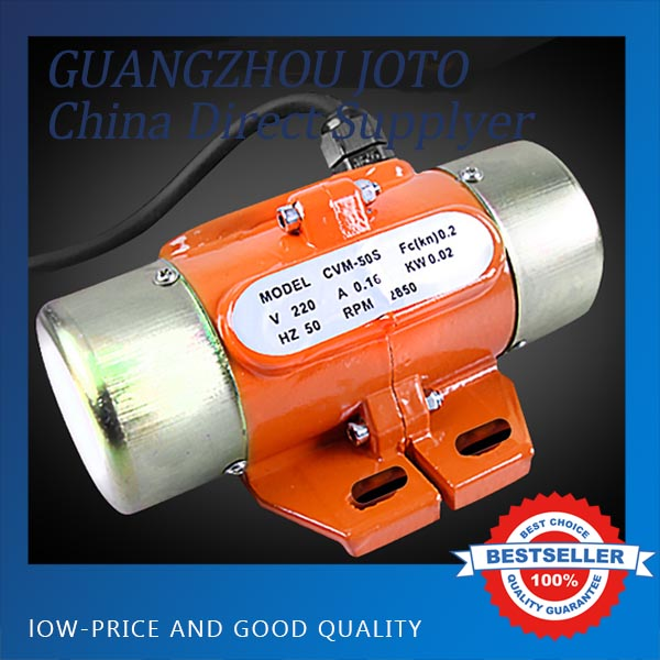 Vibration Motors High-power Anti Noise Upstairs new arrival 220v 50w industry electric vibrating motors household upstairs noise counterattack artifact floor vibration motor
