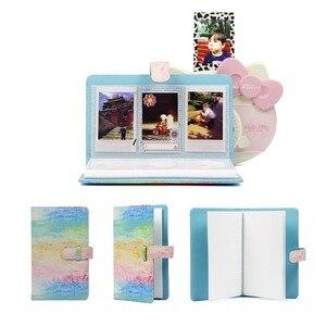 Image 5 - Fujifilm Instax Mini 9 8 Camera Case with 96 Pockets 3 Inch Mini Film Photo Album Book Instant Camera Accessories