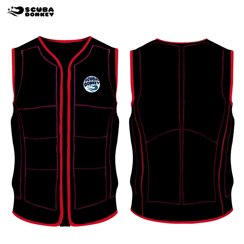 Born To Wakeboard  Mens Vest Sleeveless Vest Size S-XXL