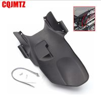Motorcycle Mudguard Rear Fender Extension Splash Guard Extender For BMW R 1200 GS/GSA LC 2008 2012 Oil Cooled Models
