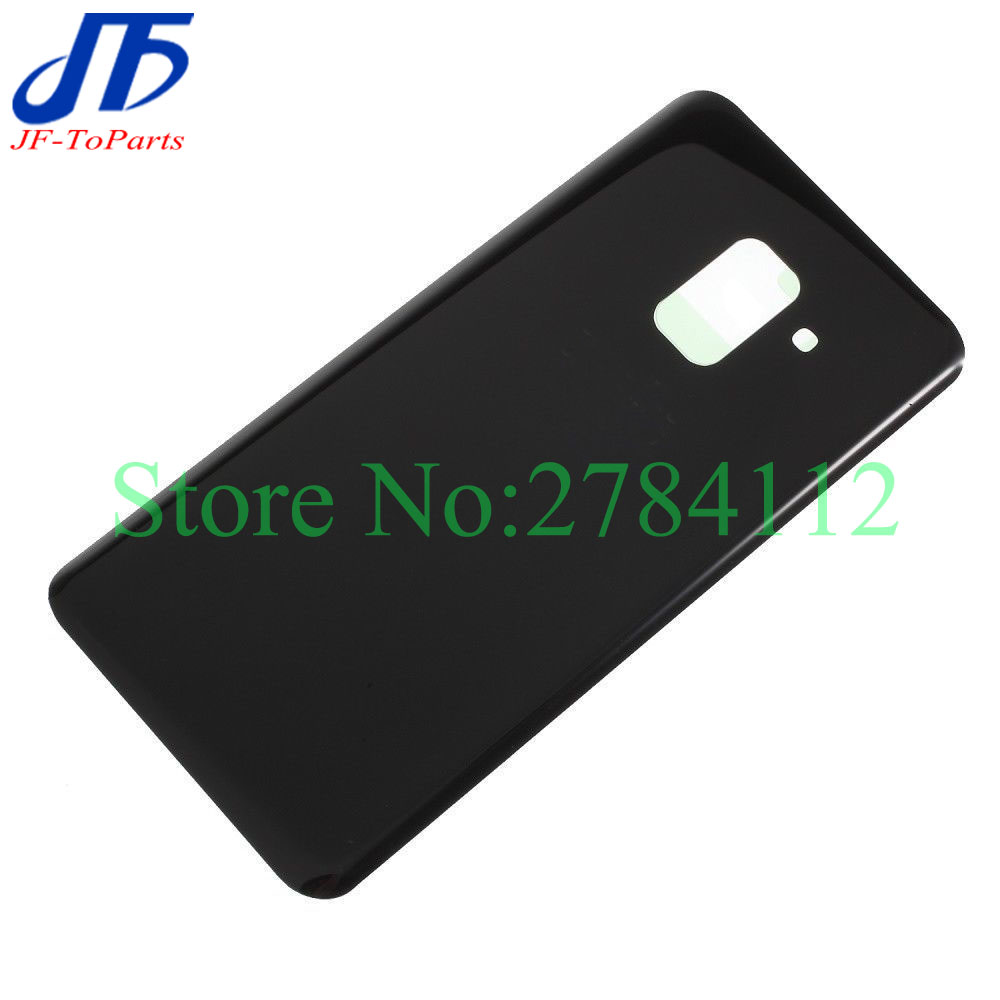 30Pcs Back Glass Replacement For Samsung Galaxy A8 2018 A530F A8 Plus A730F A730DS Battery Cover