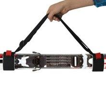fdcb77cd7a6e Forfar Bag Carrier Hand Handle Straps Mountain Belt Ski board Snowboard  Binding