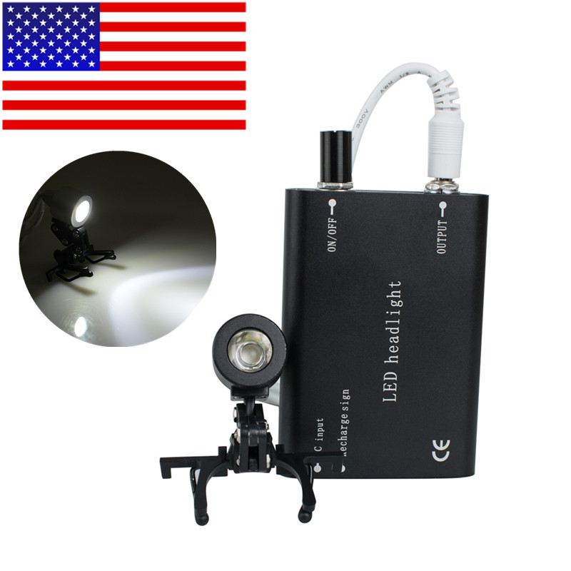 Dentist Dental Portable LED Head Light Lamp for Dental Surgical Medical Binocular Loupe Dental Teeth Whitening-in Teeth Whitening from Beauty & Health on AliExpress - 11.11_Double 11_Singles' Day 1