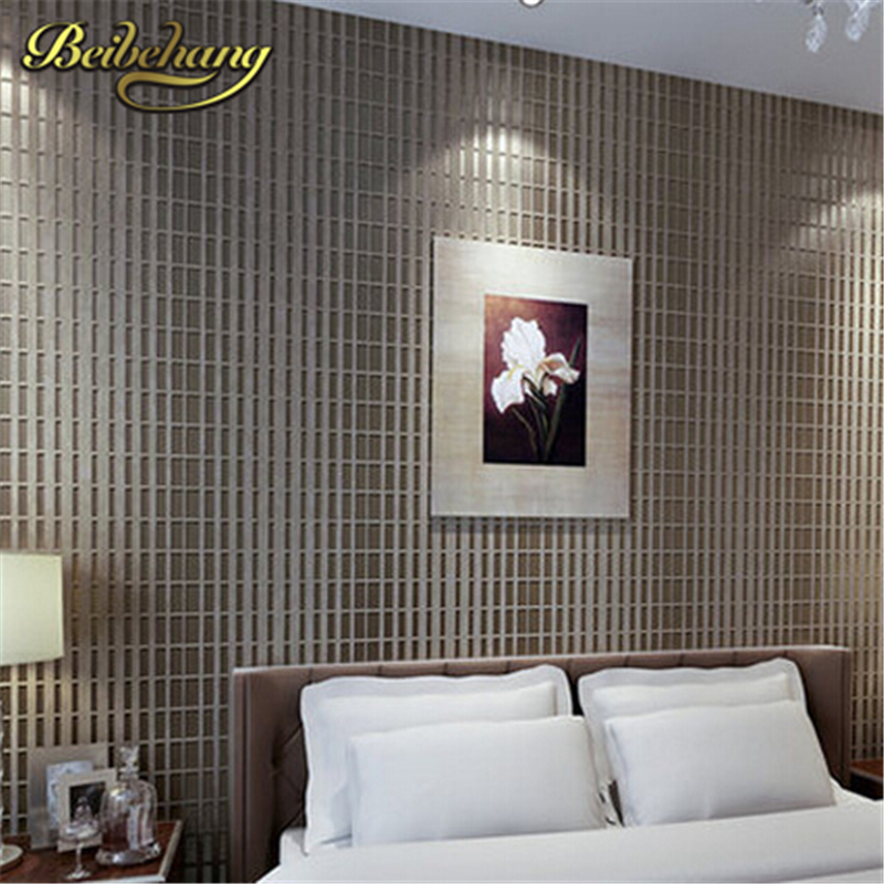 ФОТО beibehang Non-woven Wallpaper mosaics design wallcovering simple modern wall paper for living room home deroration papel de pare