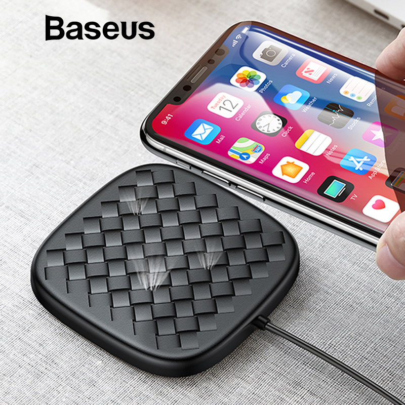Wireless Charger 10W - Portable QC 3.0 Universal Wireless Fast Charger 1