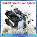 Alta Qualidade Seis Motores Aitelong SAT-17S Splicer Fusão de Fibra Óptica Máquina de Emenda