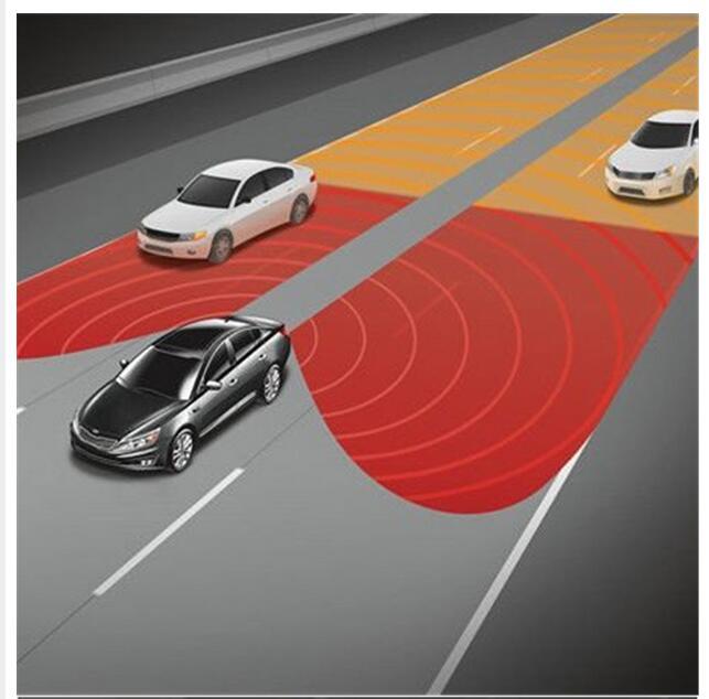 Car Blind Spot Detection Vehicle Bsd Microwave Radar