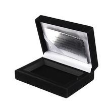 Коробка для хранения игральных карт покерный держатель Чехол настольная принадлежность для игр без карт(черный цвет случайная карта