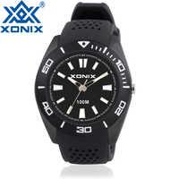トップ高級ブランドの男性は防水夜光カジュアル男腕時計レトロレロジオ Masculino 発光鋼バンド腕時計 UI