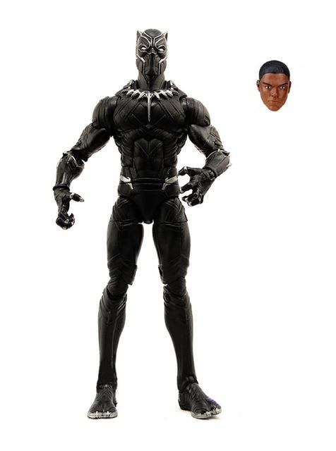Marvel Legends Captain America Civil War Black Panther 6″ Loose Action Figure
