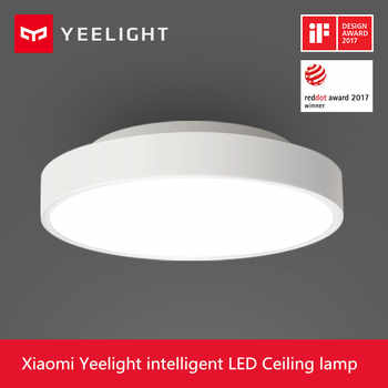 2019 New Original Xiaomi Yeelight Smart Ceiling Light Lamp Remote Mi APP WIFI Bluetooth Control Smart LED Color IP60 Dustproof - DISCOUNT ITEM  6% OFF All Category