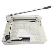 High Quality A4 B5 A3 A5 Paper Cutter 17 YG 868 Heavy Duty Manual Paper Trimmer Cutting Machine
