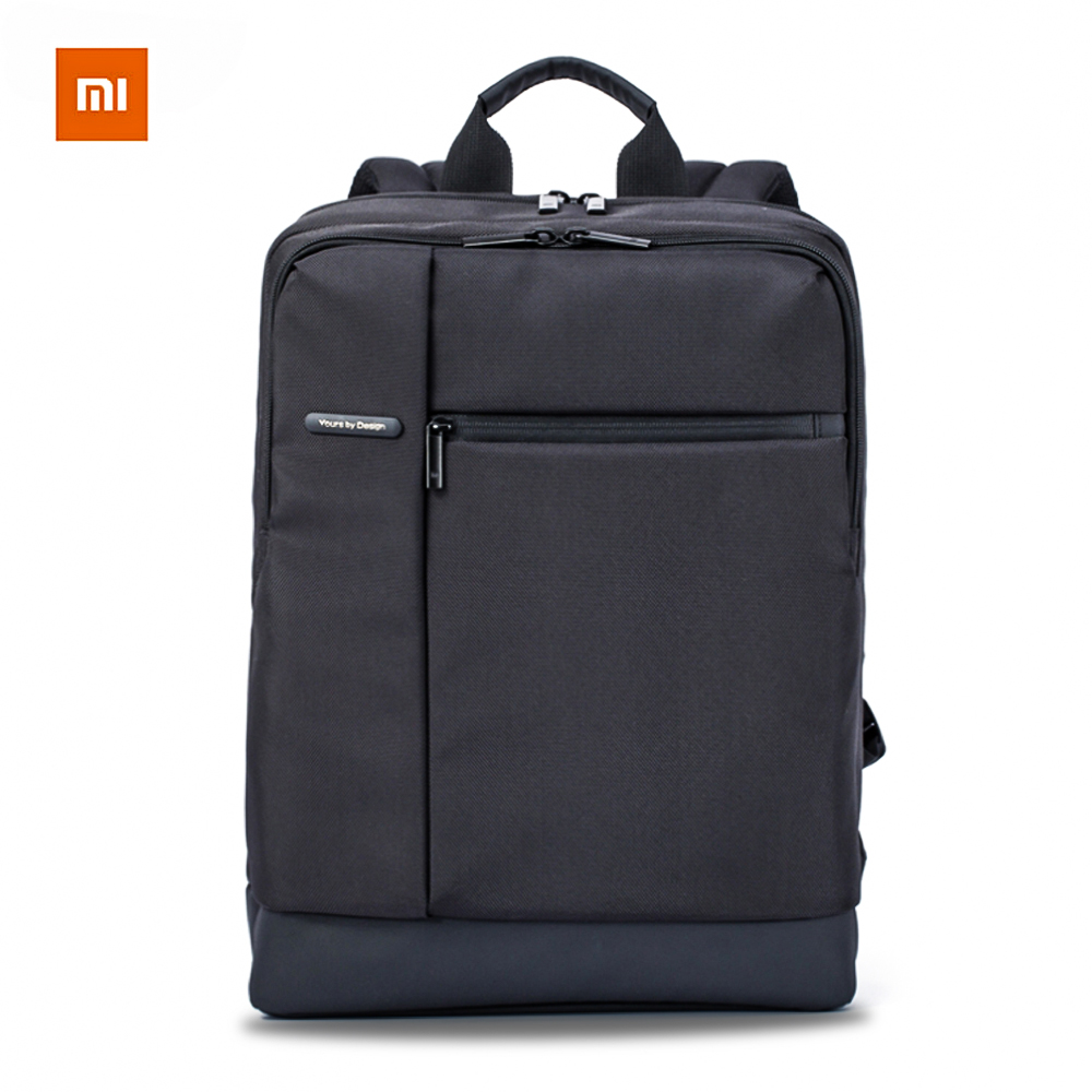 Original Xiaomi Classic Business Mi Backpack Women Bag Backpack Large Capacity Students Business Bags Suitable for 15inch Laptop original fashion classic business backpack men genuine leather bag backpacks large capacity students business bags 15inch laptop