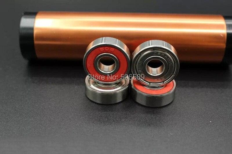 Free Shipping Original TW ABEC-9 Bearings Fast Speed 16 Pcs / Lot Fit Roller Skates Speed Skates