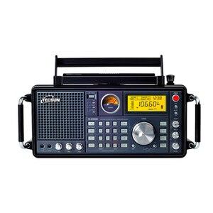 Image 5 - Tecsun S 2000 2 kanal dijital ayar masa üstü amatör amatör radyo SSB çift dönüşüm PLL FM/MW/SW/ LW hava tam bant