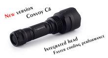 New Convoy C8 Cree XML2 U2-1A LED Flashlight,torch,lantern,lanterna bike ,self defense,camping light, lamp,for bicycle