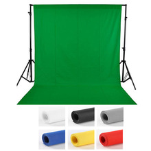 2X3m Photography backdrops Green screen hromakey background chromakey non-woven fabric Professional for Photo Studio 7colors цены онлайн