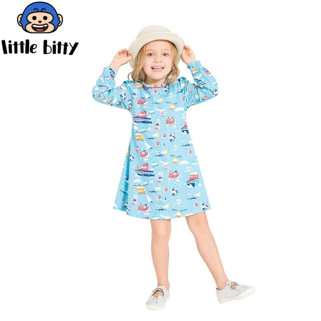 d85ce1fcb5fb New 2018 Girls Summer Dress Kids Clothes Girls Party Dress Children  Clothing Pink Princess Flower Girl Dresses Hot Sale