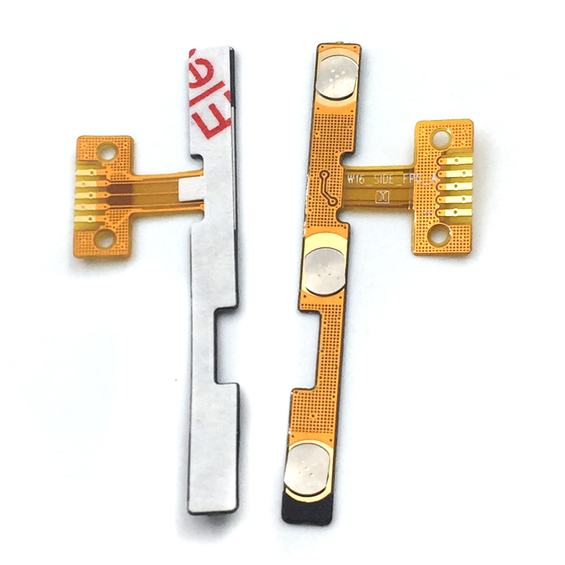 1 Pcs For Zte L5 Blade Power Volume Button Key Flex Cable Replacement Parts