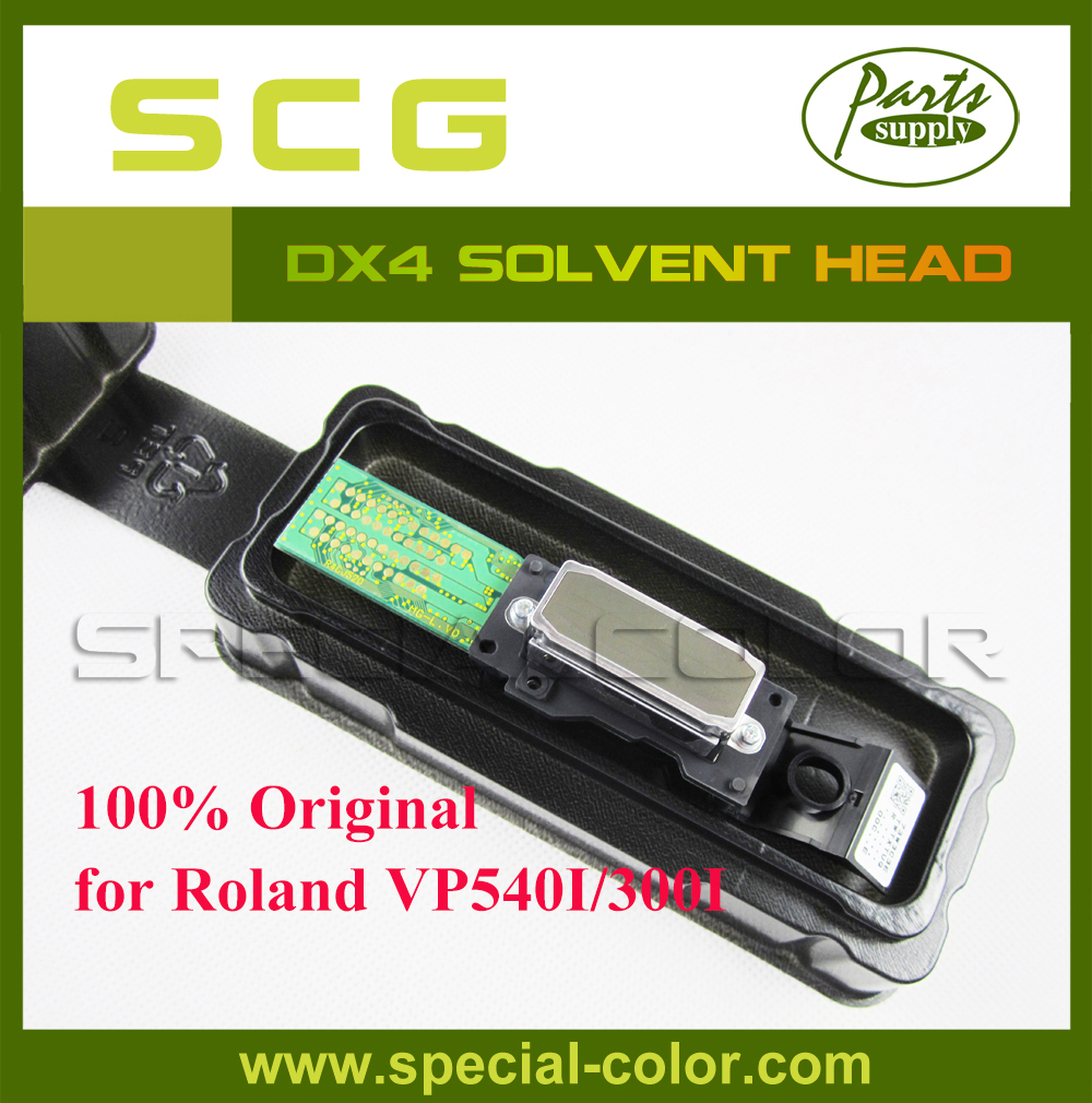 (Get 2pcs DX4 small damper as gift) for Epon DX4 Solvent Print Head Roland VP540I/300I Printhead from Japan
