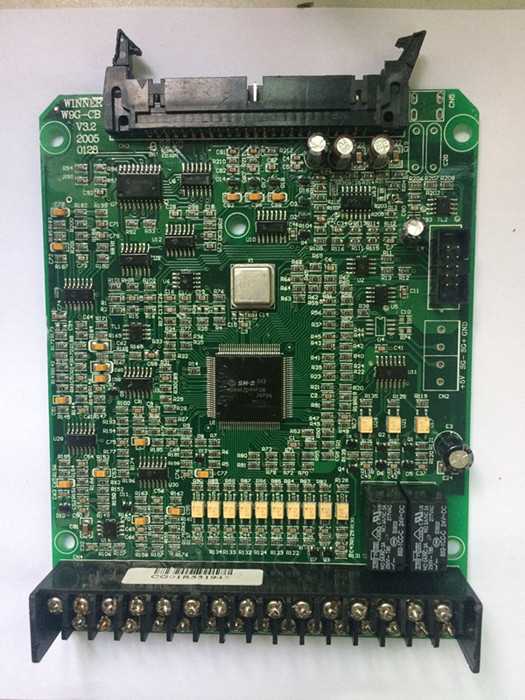 The power of w9g-cb of the main board control board of the unloader WIN-9G converter цена
