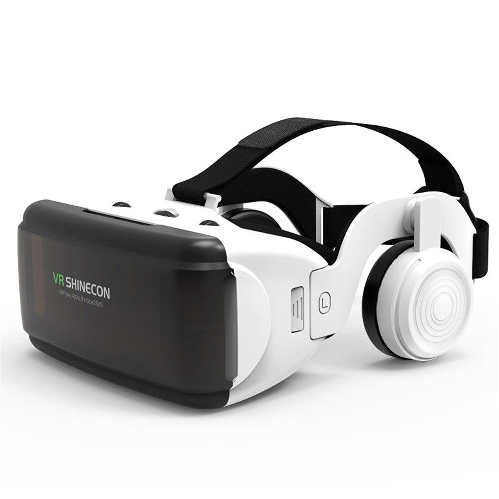 SC G06E 3d glasses headset mobile phone theater font b virtual b font font b reality