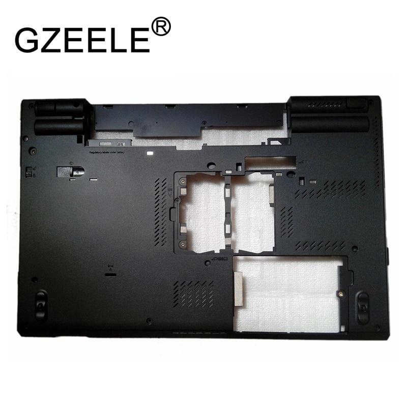 GZEELE New for Lenovo for Thinkpad T530 T530I Bottom Base case lower cover 04W691 Lower Case Shell 04W6914 gzeele bottom case for lenovo for thinkpad t420s t430s t430si bottom lower case base cover 04w1702