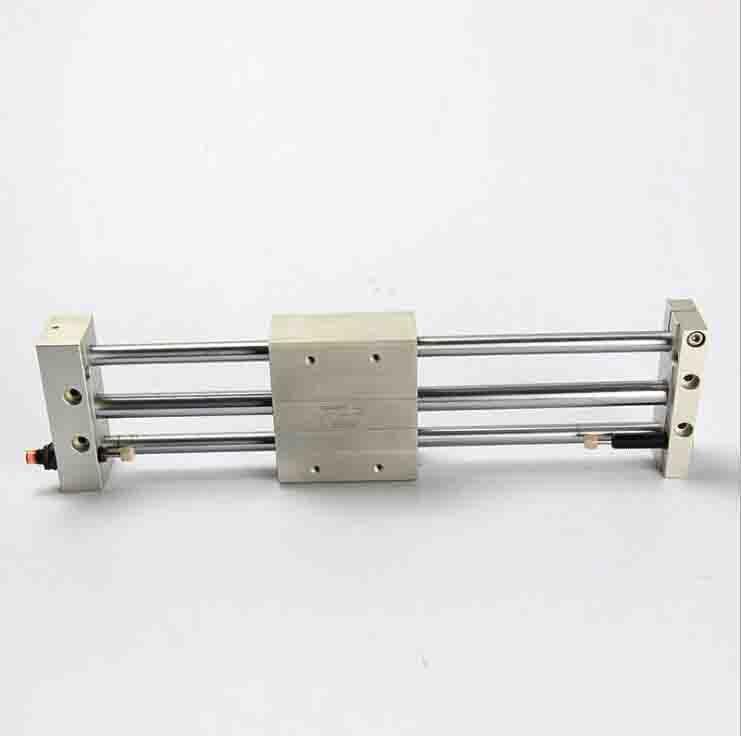 Диаметр 20 мм X 400 мм ход воздушный цилиндр магнитно соединенный безштоковый цилиндр CY1S серии пневматический цилиндр