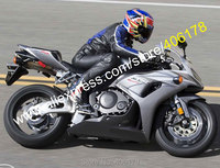 For Accessories CBR1000 RR 2006 CBR 1000 RR 2007 CBR1000RR 06 07 Gray Motorcycle Fairing Kit (Injection molding)