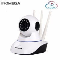 INQMEGA HD 1080P Cloud IP Camera Home Security Surveillance Camera CCTV Network Wireless wifi cam Night Vision Baby Monitor