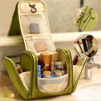 The large capacity toiletry bags Ms male cosmetic bag waterproof wash gargle bag travel tourism must receive a package