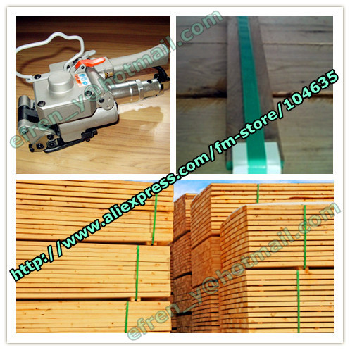 Small Pneumatic Tensioning and friction welding strapping tool,bundle wrapping machine,wood packing machine for plastic strap брюки женские billabong essential pant 2017 mauvewood xs