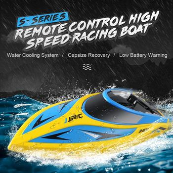 New Arrival High Speed Toy Remote Control Yacht RC Racing Outdoor Red/Black/Yellow