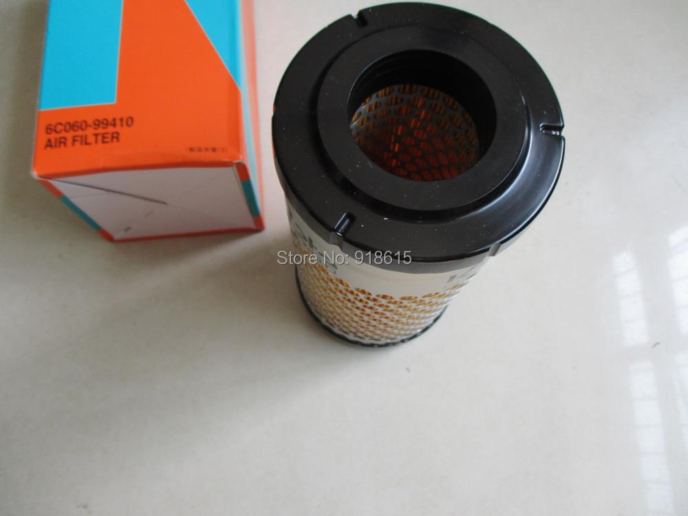 6C060-99410 AIR FILTER OUTER ELEMENT FIT J106 J108 J310 D722 ENGINE EDL13000TE KUBOTA DIESEL GENERATOR PARTS GENIUNE цены