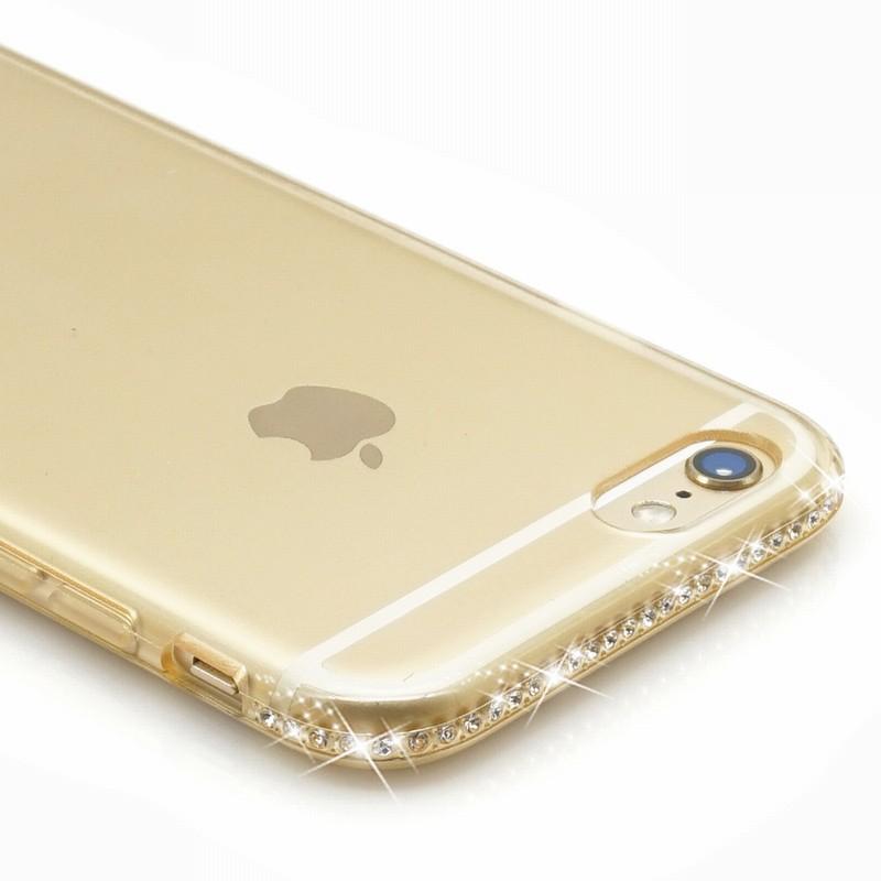 For Coque iPhone Paillettes For iPhone 6 Cases 7plus 5 S 5S SE housse telephone Luxury transparent etui Mobile Phone Accessories (20)