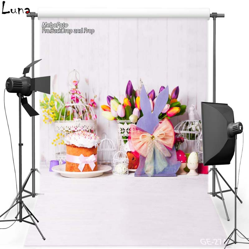 MEHOFOTO Happy Easter Vinyl Photography Background For Children Flower New Fabric Polyester Backdrop For photo studio 274 mehofoto night sky vinyl photography background for newborn new material polyester backdrop for children photo studio f2743
