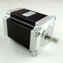 Корабль из ЕС, Nema23 шаговый двигатель 270oz-in/4-Leads 18,9 Kgcm 76 мм 3A/2 фазы 4-проводной Гибридный для ЧПУ 3D принтера