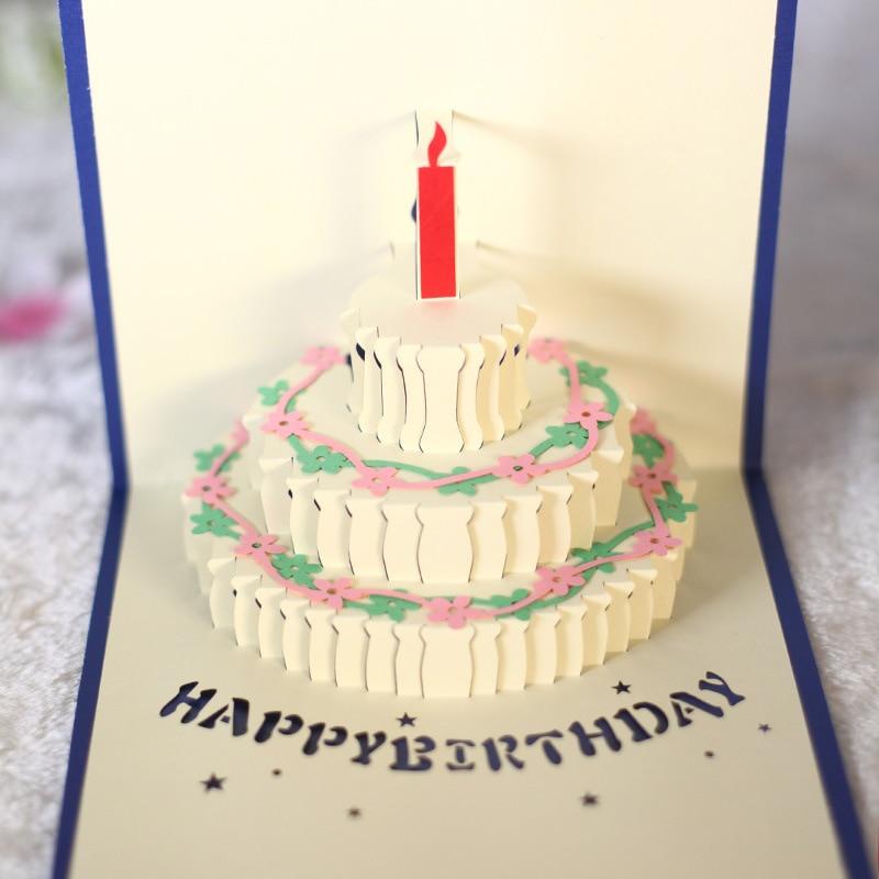 3 в открытки на день рождения